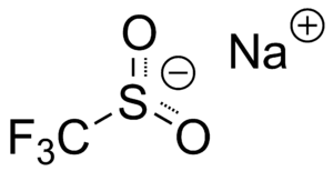 Sodium Trifluoromethylsulfinate structure.png
