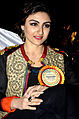 Soha Ali Khan graces the Children's welfare function.jpg