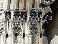 Soissons (02), abbaye Saint-Léger, abbatiale, portail provenant de l'abbaye Notre-Dame détruite entre 1793 et 1796 3.jpg