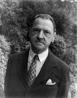 Somerset Maugham in 1934