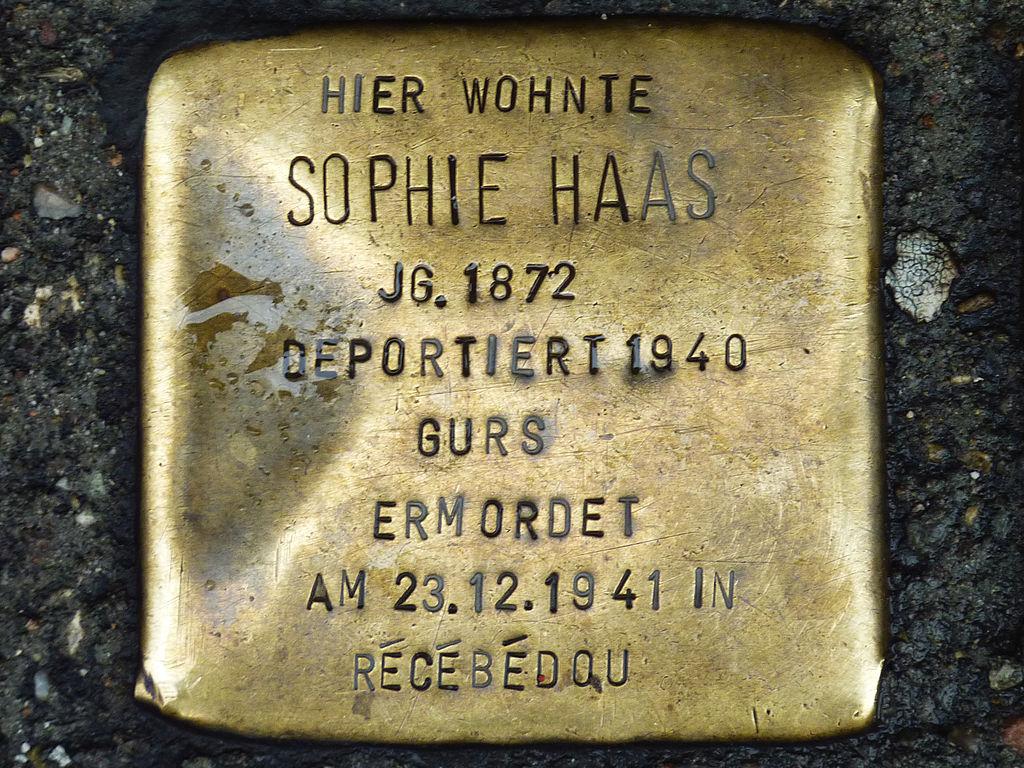 Sophie Haas-Stolperstein.jpg