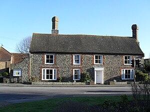 Southwick, West Sussex - Image: Southwick Community Centre, 24 Southwick Street, Southwick (Io E Code 297364)