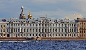 Spb 06-2012 Palace Embankment various 03.jpg, автор: A.Savin