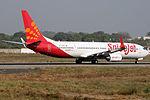 SpiceJet Boeing 737-900ER Vyas-3.jpg