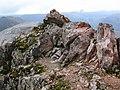 Spidean Coire nan Clach Summit Rocks, Ben Eighe - geograph.org.uk - 68477.jpg