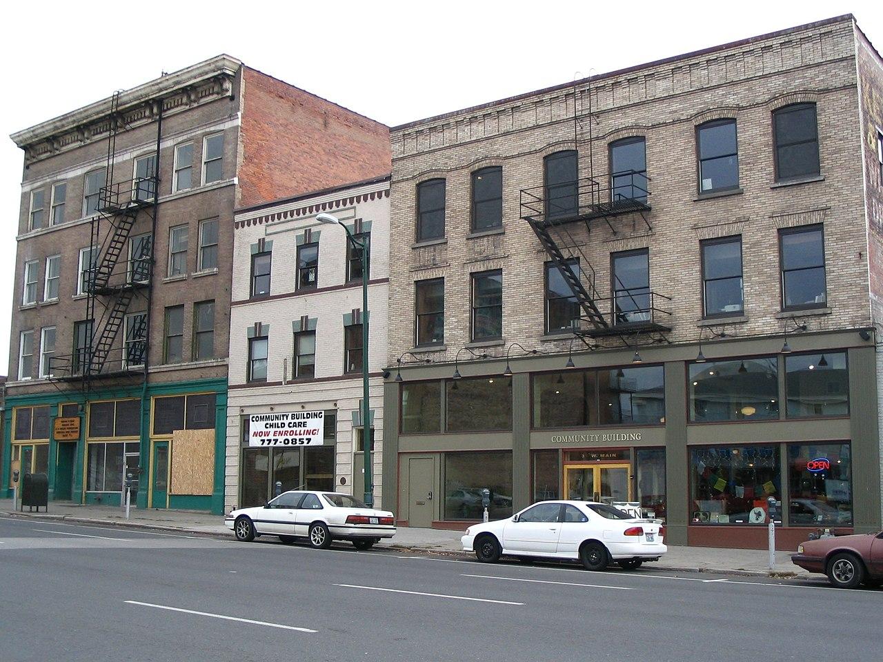 Downtown Riverside Hotels