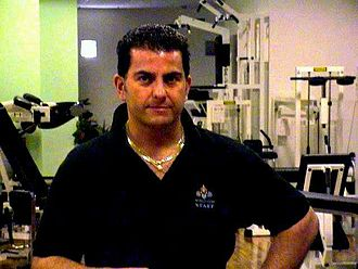 Paolo Tassetto - Image: Sports trainer
