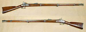 Springfield Model 1855 - Springfield Armory Model 1855 Musket