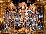 Srisita ram laxman hanuman manor