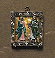 Ss. Peter and Paul pendant (Russia, 1670-80s, GTG) by shakko.jpg