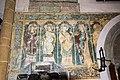 St. Blasius Regensburg Albertus-Magnus-Platz 1 D-3-62-000-24 65 Südliches Seitenschiff 14 Nothelfer-Fries.jpg