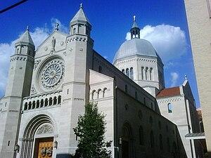 Roman Catholic Diocese of Wheeling–Charleston - St. Joseph Cathedral