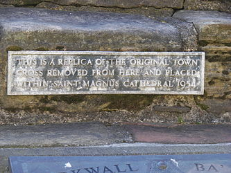 St. Magnus Cathedral cross sign.jpg