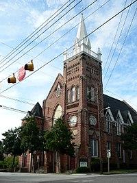 St. Paul A.M.E. Church (Raleigh, North Carolina).jpg