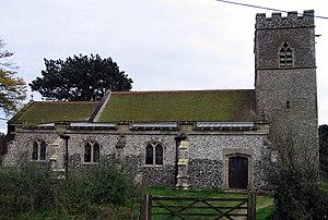 Swanton Novers - Image: St Edmund, Swanton Novers, Norfolk