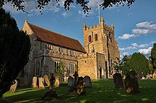 Wye, Kent Human settlement in England