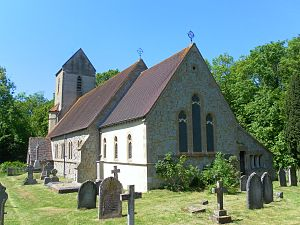 List of places of worship in Tandridge District - Wikipedia
