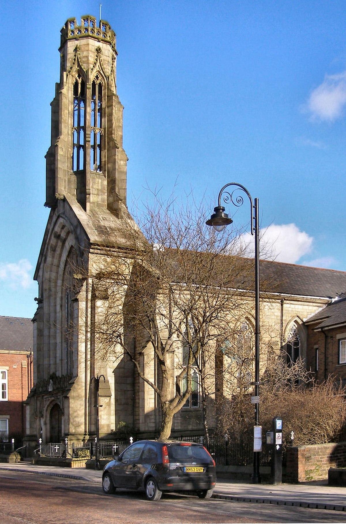 St Marie's Roman Catholic Church - geograph.org.uk - 1691467.jpg