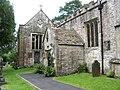 St Peter's Church porch, Camerton.jpg