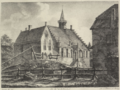 Stadhuis, Damme (1813).PNG