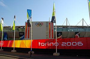 Stadio Olimpico Grande Torino - The stadium during the 2006 Winter Olympics