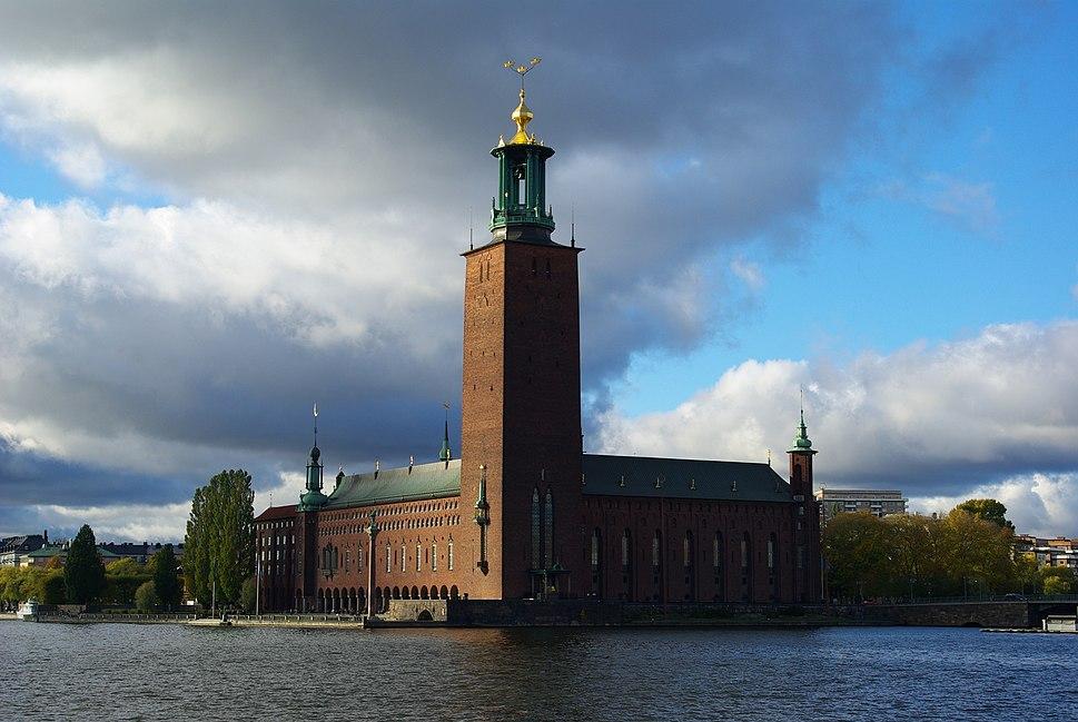 Stadshus stockholm