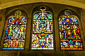 Stained glass windows in Crypt, Guildhall, City of London (4).jpg