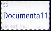 Stamp Germany 2002 MiNr2257 Documenta 11.jpg