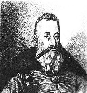 House of Koniecpolski - Hetman Stanisław Koniecpolski.