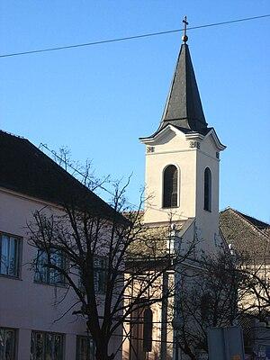 Stara Pazova - Image: Stara Pazova, Catholic Church