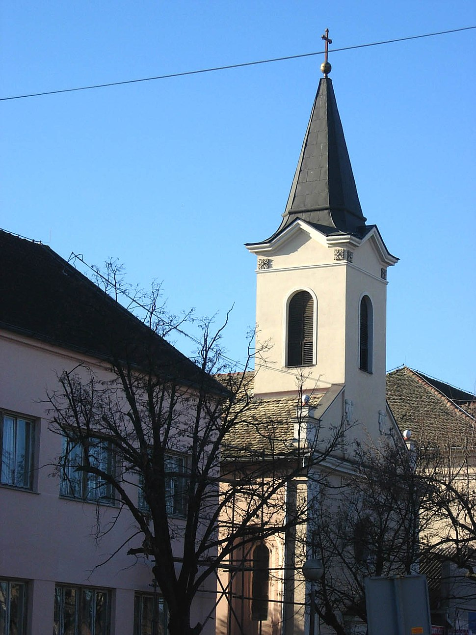 Stara Pazova, Catholic Church
