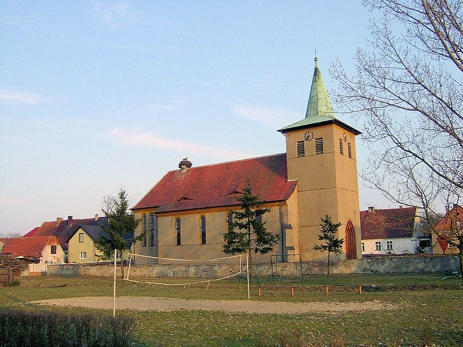 Stary Dwór, Lubusz Voivodeship