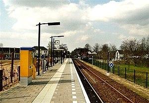 Gaanderen railway station
