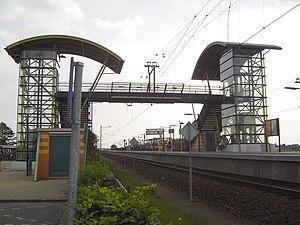 Hillegom railway station - Image: Station Hillegom