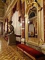 Statue , mirrors, lviv opera.jpg