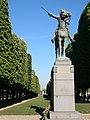 Statue équestre de Simón Bolívar, Paris 2014.jpg