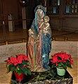 Statue der Heiligen Anna St. Josefskirche Rheinfelden (AG).jpg