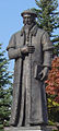 Statue of Calvin, Mátészalka, Hungary.jpg