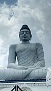 Statue of Dhyana Buddha at amaravathi.jpg