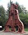 Steam Hammer, Blaenavon - geograph.org.uk - 290114.jpg