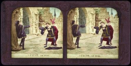 Stereokort, Faust 9, Le duel - SMV - S33b.tif