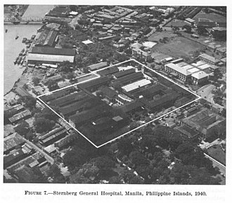 Angels of Bataan - Sternberg General Hospital, Manila, 1940.