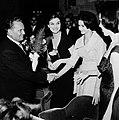 Stevan Kragujevic, Margot Fontejn u Beogradu, 1954.JPG