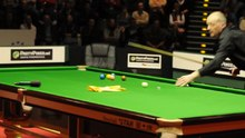 File:Steve Davis at German Masters Snooker Final (DerHexer) 2012-02-05 1.ogv