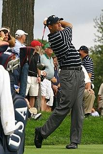 Stewart Cink professional golfer