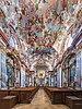 Stift Wilhering Kirche Innenraum 01.jpg