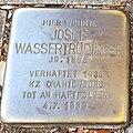 Stolperstein Josef Wassertrüdinger (Schwelm).jpg