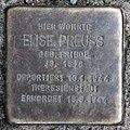 Stolperstein Kuglerstr 20 (Prenz) Elise Preuss.jpg