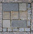 Stolpersteine Krefeld, Verlegestelle Nordwall 75.jpg
