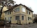 Stoycho Moshanov home with memorial plaque, 23 Tsarigradsko Chausee Blvd., Sofia.jpg